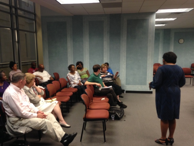 DMV Director Lucinda Babers discusses adjudication issues.