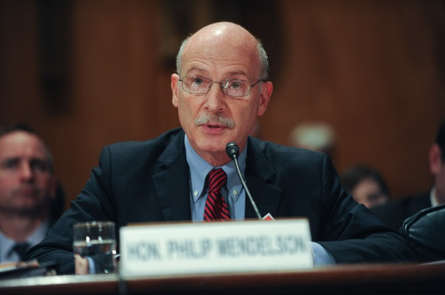 Chairman Mendelson testifies before the Senate Committee on Homeland Security and Governmental Affairs hearing on S.132, the New Columbia Admissions Act of 2013.